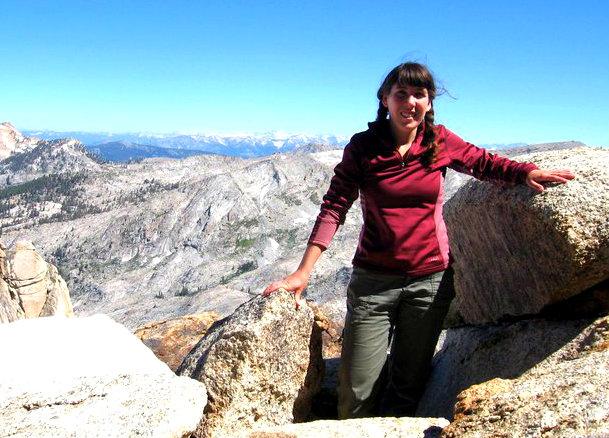 Alta Peak Hike 3