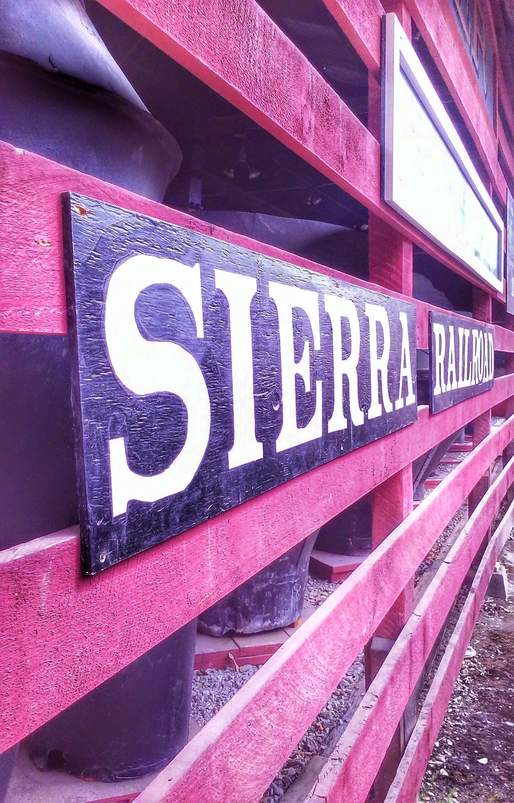 Color Railtown 1897 Sierra Railroad
