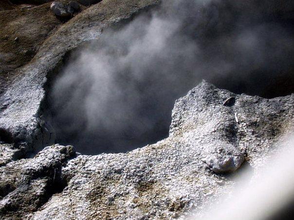 sulphur vent lassen national park