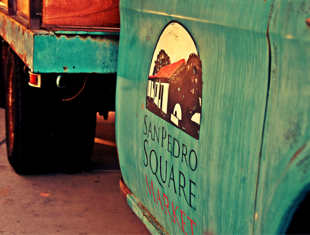 San Pedro Market Truck Color