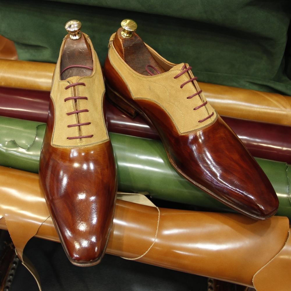 Mens Shoe Restoration