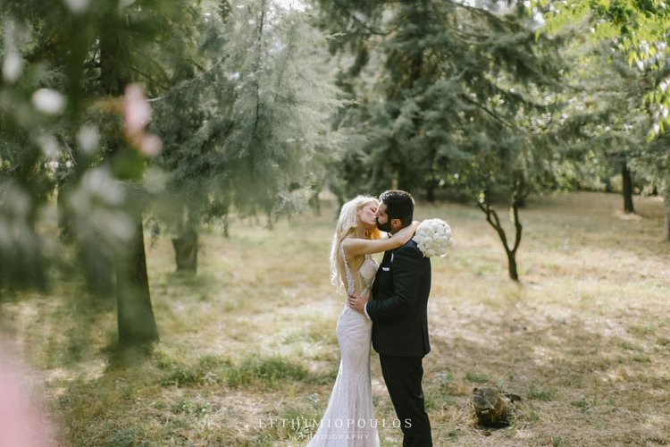 George &Cristina A wedding at Trikala Greece.