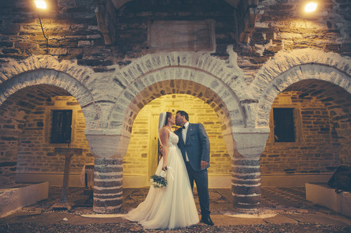 Vasilis & Maria   In beautiful Trikeri Island Vasilis & Maria got Married under the summer sun.