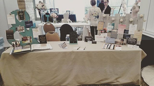 I am so excited the Eagan Community Center Wedding Show starts in 10 minutes! Stop by from 11-3 to meet me in person! Can't wait to talk to you about your wedding!