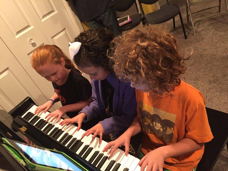 A Keys to Harmony class