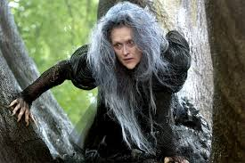 "Meryl Strep ""Into The Woods"""