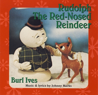 RudolphTheRedNosedReindeer_Soundtrack_CD