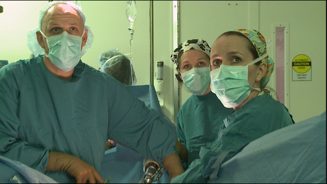Boggess in the OR