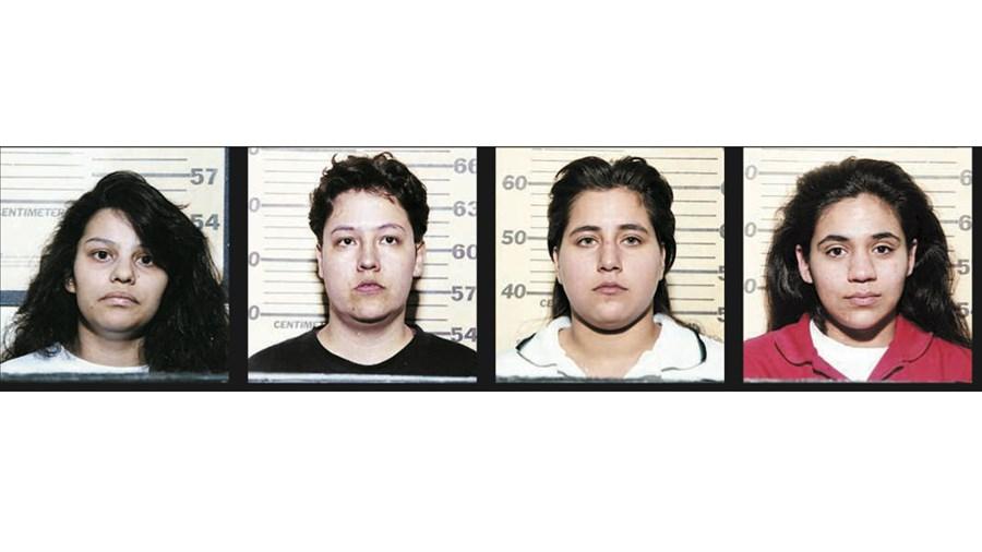 San Antonio Four Mugshots