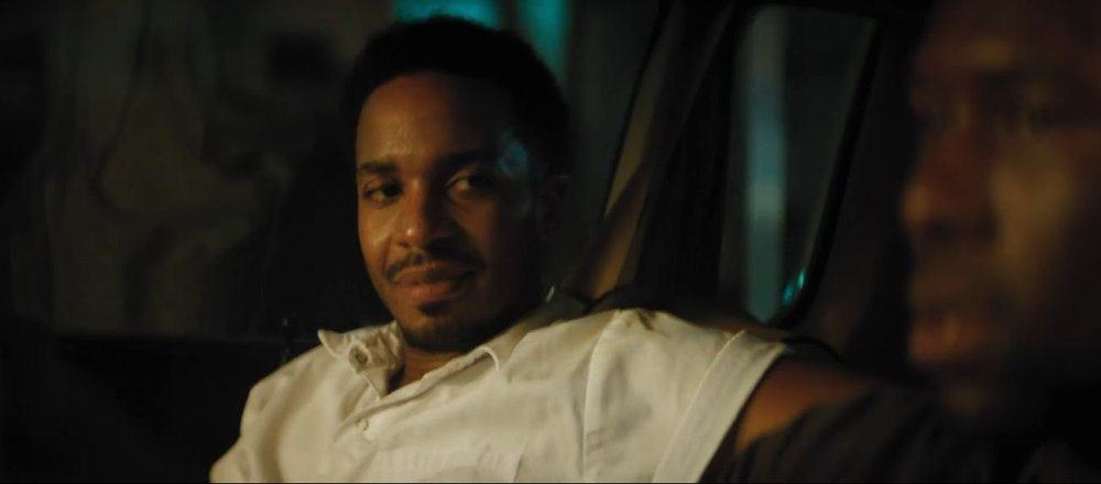 Andre holland in moonlight