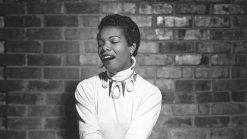 """Maya Angelou """"Miss Calypso"""""""