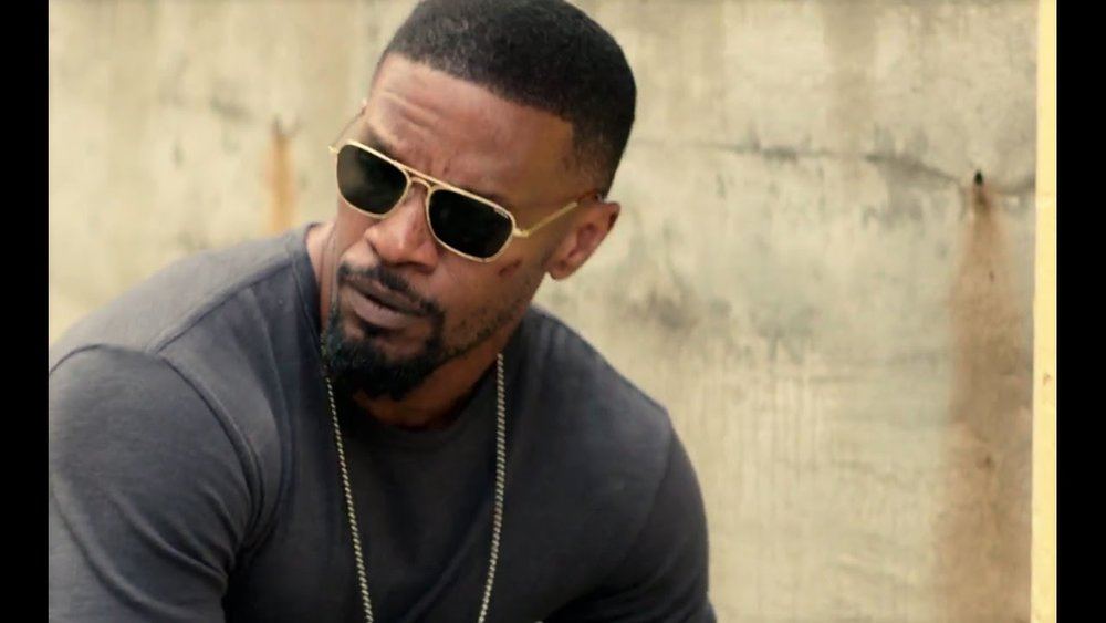 JAMIE FOXX IN SLEEPLESS