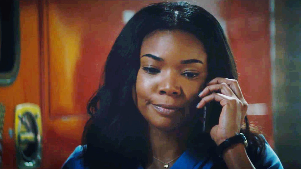 GABRIELLE UNION IN SLEEPLESS