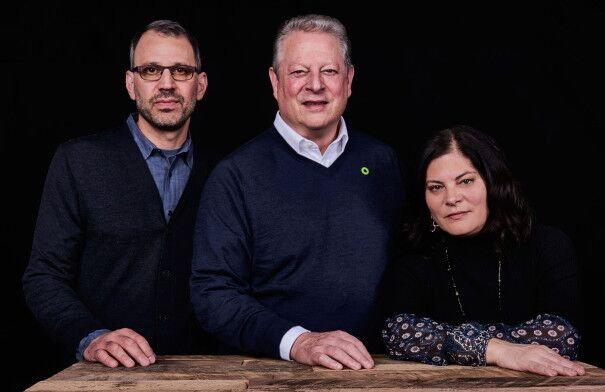 Producers of An Inconvenient Sequel