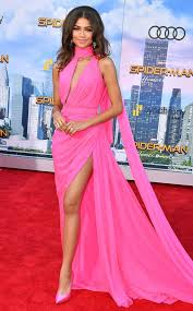 Zendaya on Opening Night of Spiderman:  Homecoming