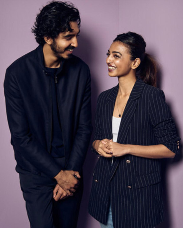 Dev Patel and Radhika Apte