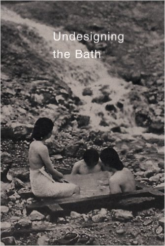 undesigning the bath by leonard koren