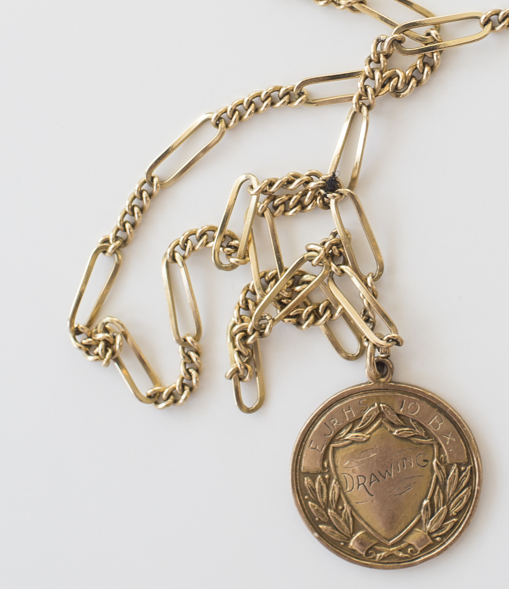 A medal for drawing, ca. 1926