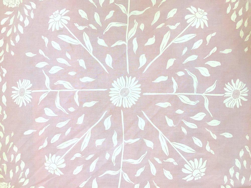 a gift: wildflower bandana