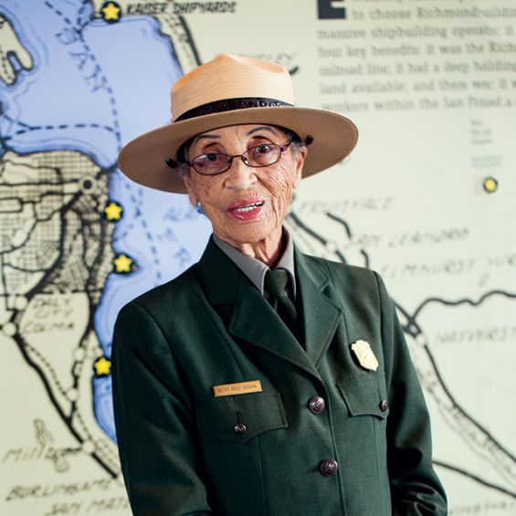Ranger Betty Soskin