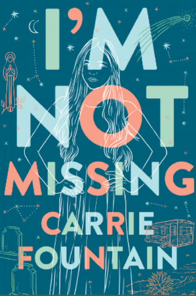 cover of Carrie's new novel