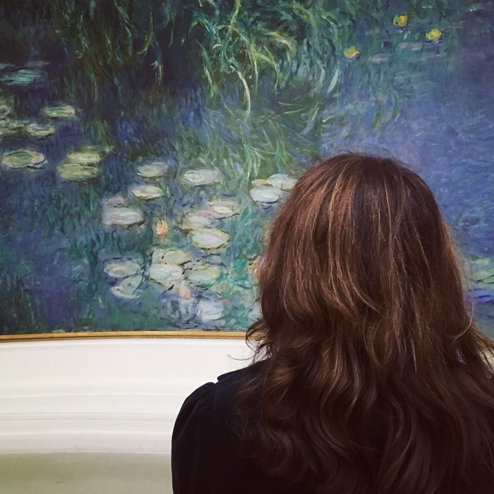 - Last October, I visited the Musée de l'Orangerie  which was closed in 2000 for renovation until 2006. It was completely restructured and the result is fantastic. It is the home of Monet's famous water lilies but also the home of the Paul Guillaume collection.
