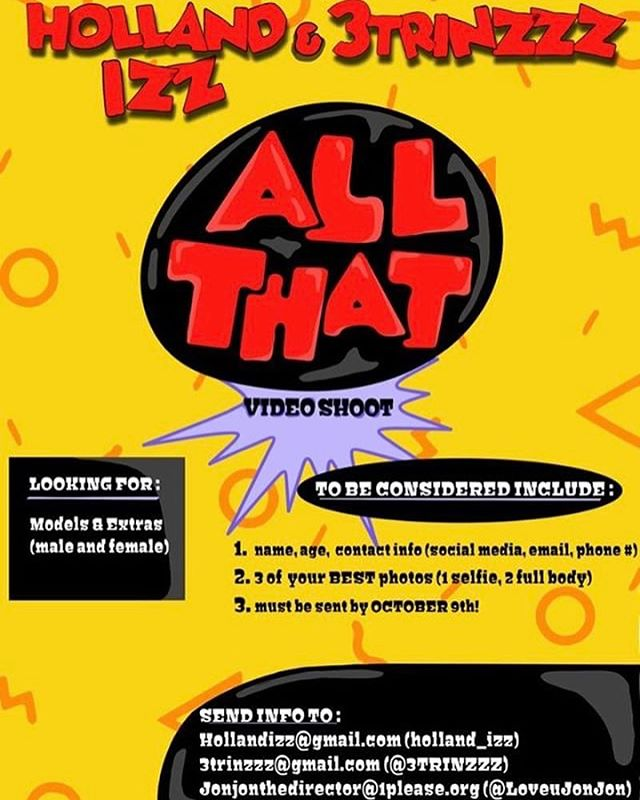 Our young friend @iaintthesame_ is having a music video and looking for some women to play a part. A good place to make some connects and network with some young, hungry, Up and coming artist. Their info is on the photo so don't hesitate if you are interested. #CONCREET #opportunities