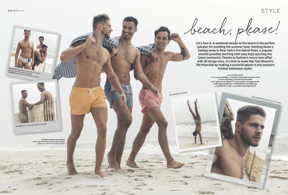 Gay Times Magazine -