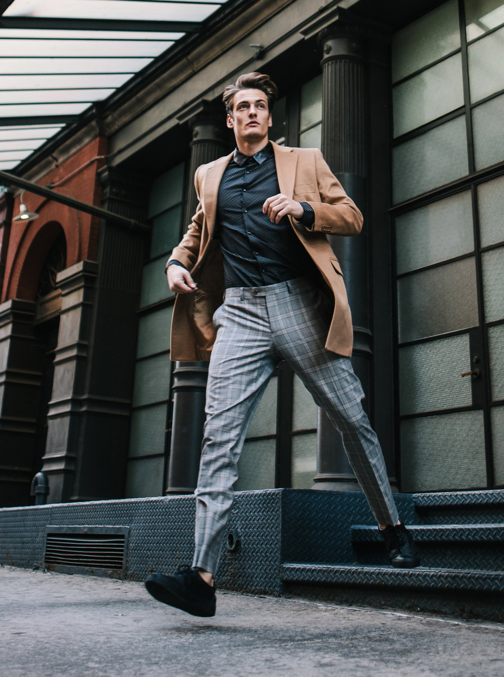 Desire Homme Magazine -