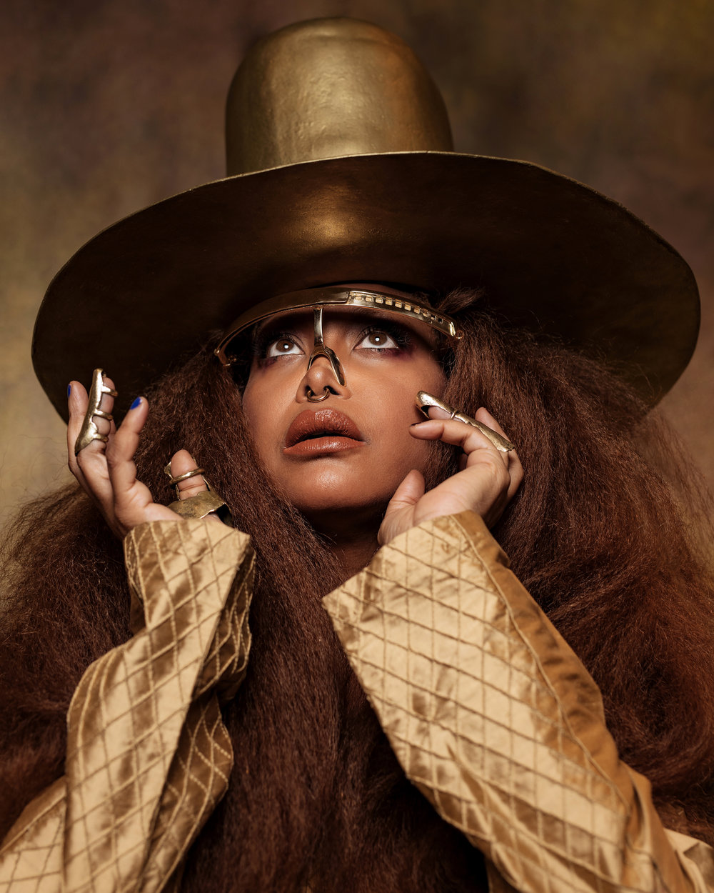 Erykah Badu -  New York Times
