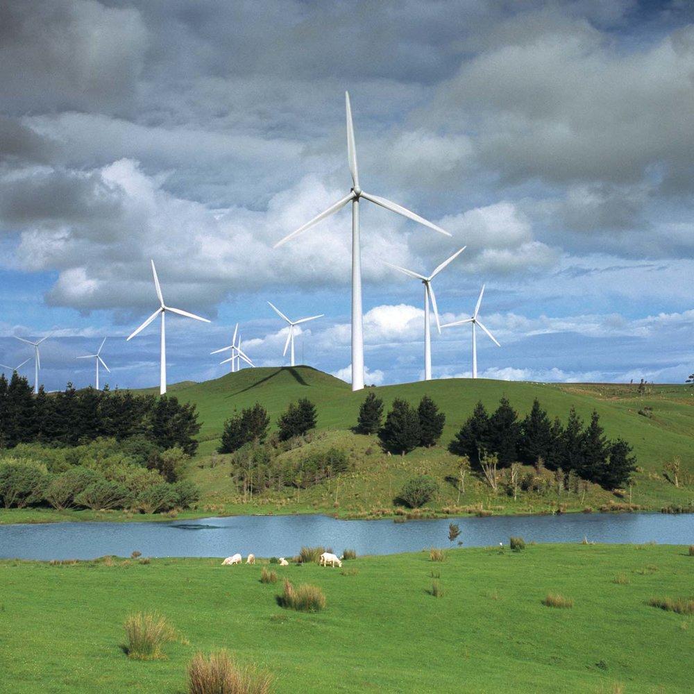 Te Āpiti wind farm
