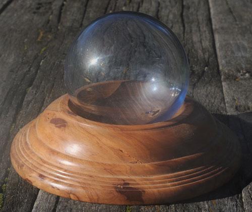 My grandmothers crystal ball