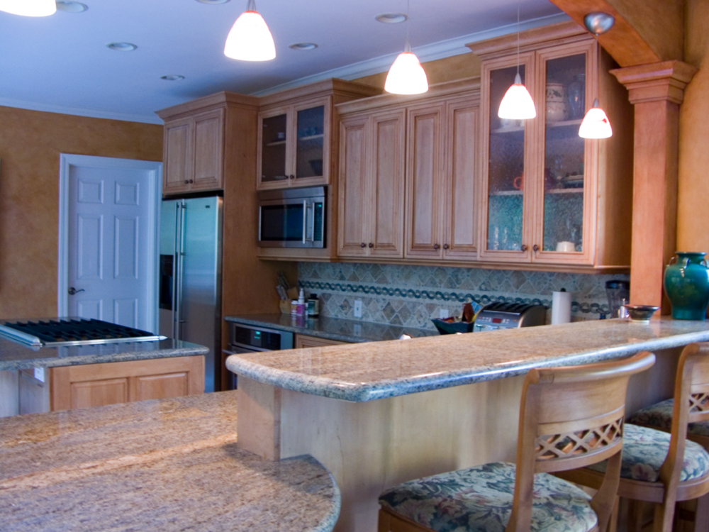 THE DESIGN OF YOUR KITCHEN IS THE HEART OF YOUR HOME. I WORK WITH YOU TO MAKE YOUR DREAM KITCHEN A REALITY.