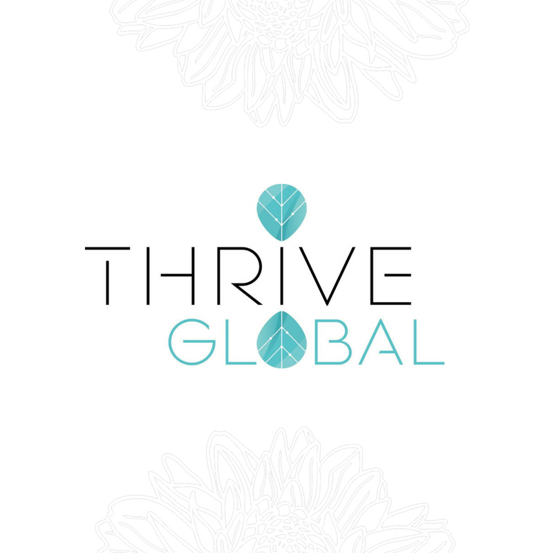 Thrive Global   I have published 3 articles via Thrive Global:  How to get your power back when a client insists on hijacking your creative process ,  Your struggles do not define you  and  Why women need to STOP calling themselves b*tches