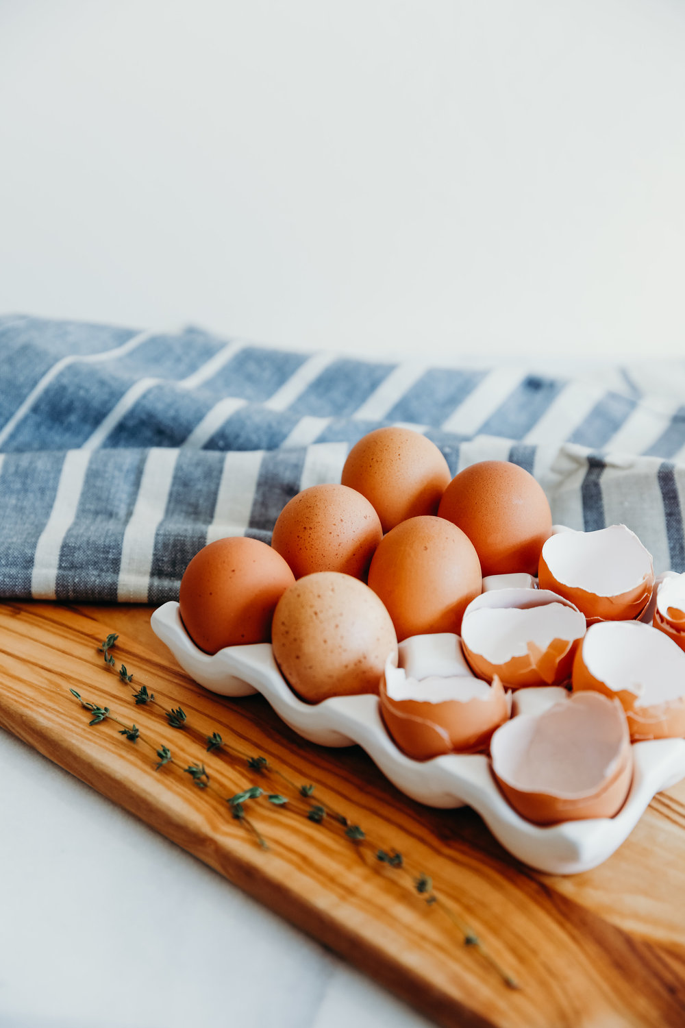 Eggs | Food Photography | Food Styling | Hillary Jeanne Photography