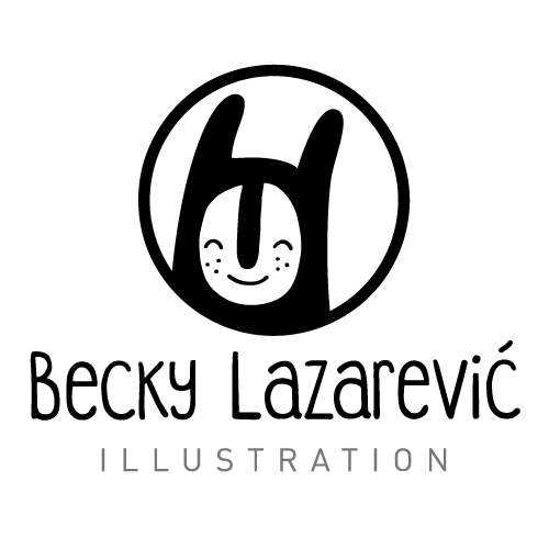 Becky Lazarevic Illustration