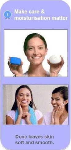 Stage I: Make care & moisturisation matter