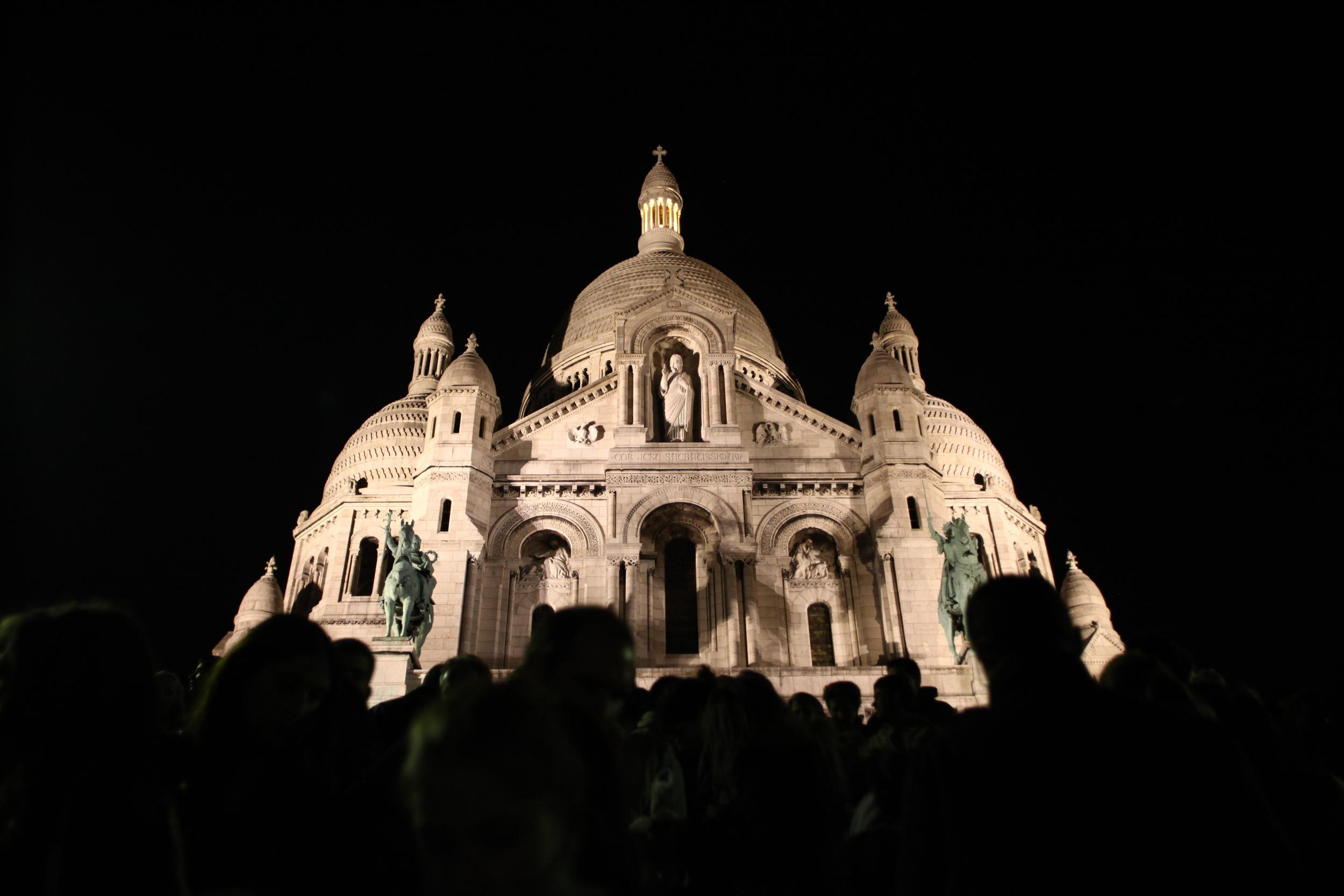 Paris Sacré Cœur Montmartre