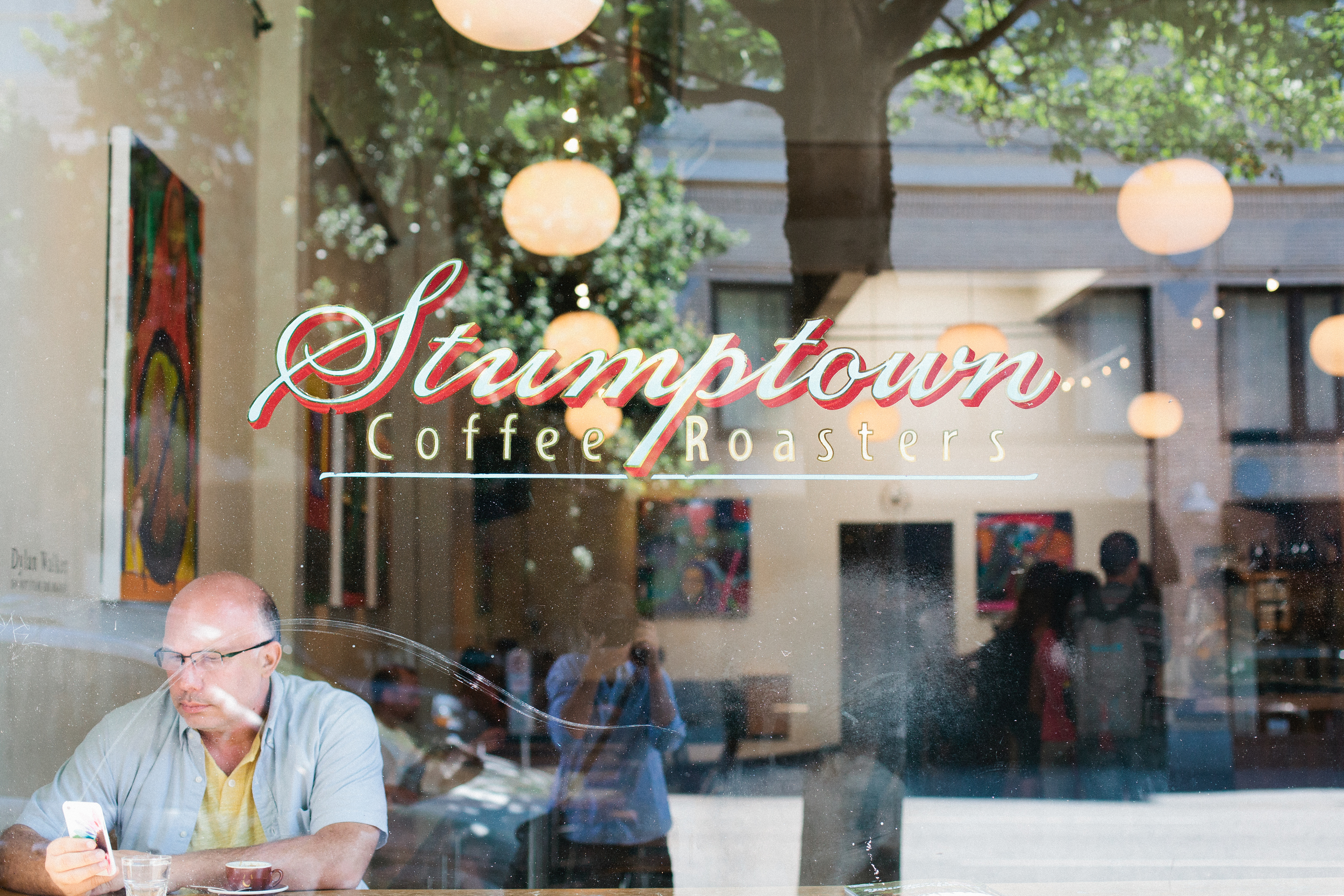 Stumptown Coffee Roasters Portland Oregon