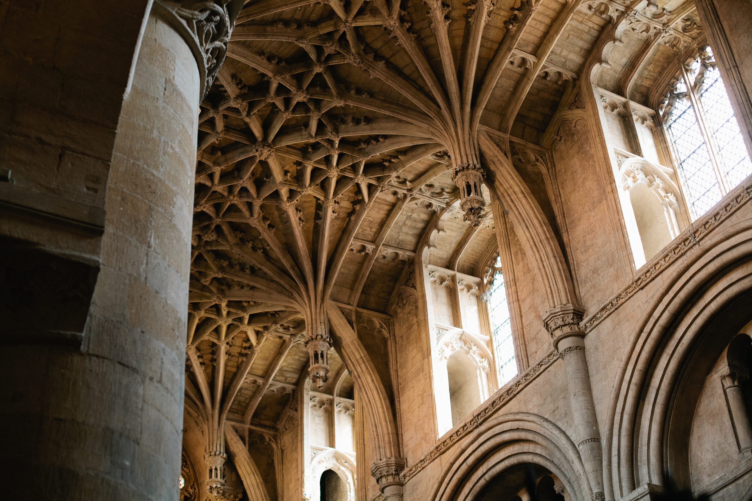 Oxford England Christ Church