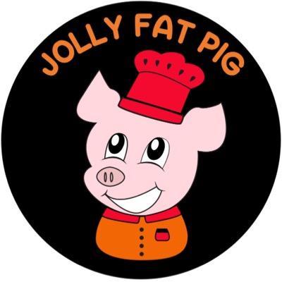 Jolly Fat Pig Logo