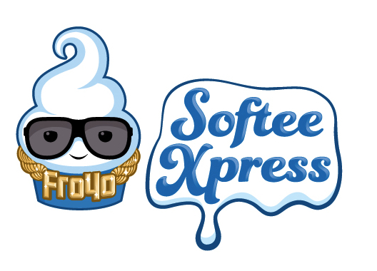 Softee Xpress Logo
