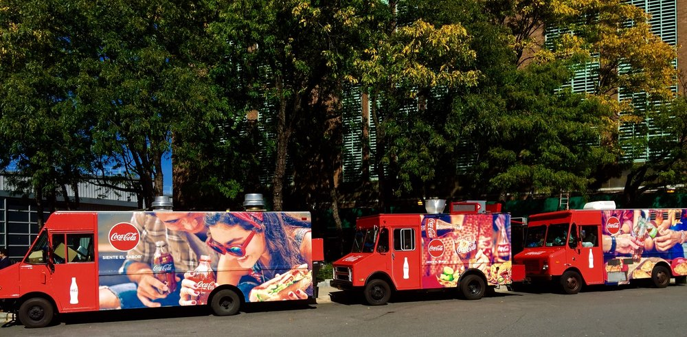 Food trucks accelerate marketing campaigns!Rent a food truck for...- Guerilla marketing- Product launches- Branded marketing promotions- Retail store promotions- Nightclubs + lounges- Pop-up shops -