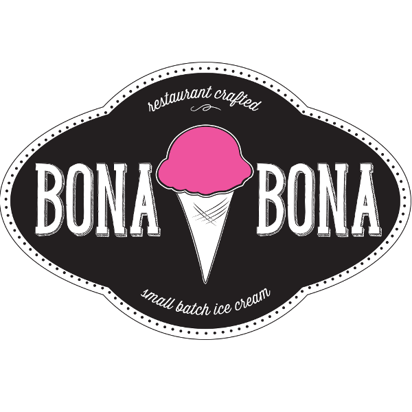 Bona Bona Ice Cream Logo