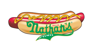 Nathan's Hot Dog Logo