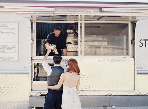 Food truck wedding catering new york food truck association 10 ideas for a food truck wedding 626 junglespirit Gallery