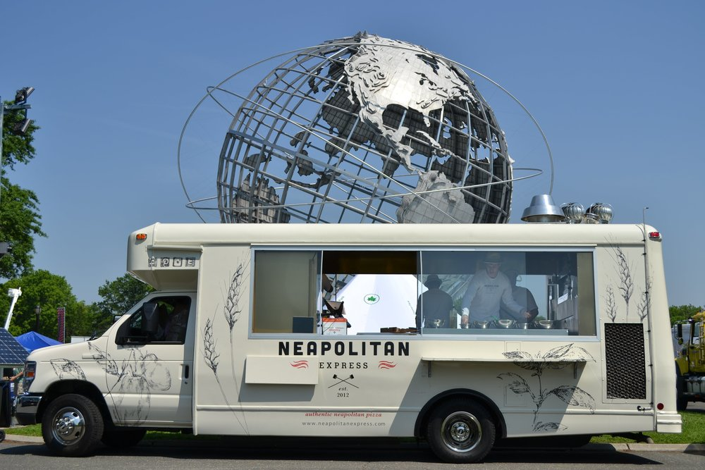 Neapolitan Pizza Truck