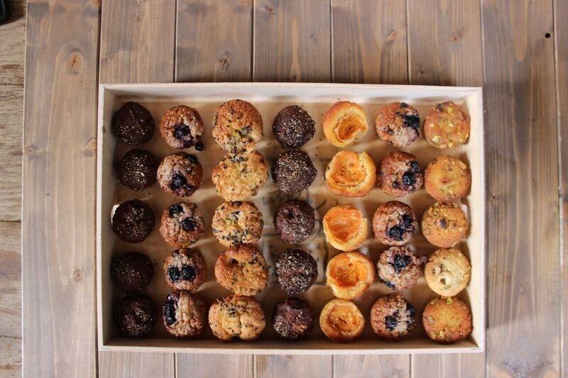 Le Pain Quotidien Muffins