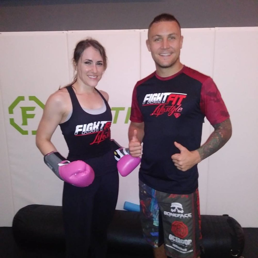 Fight Fit Classes