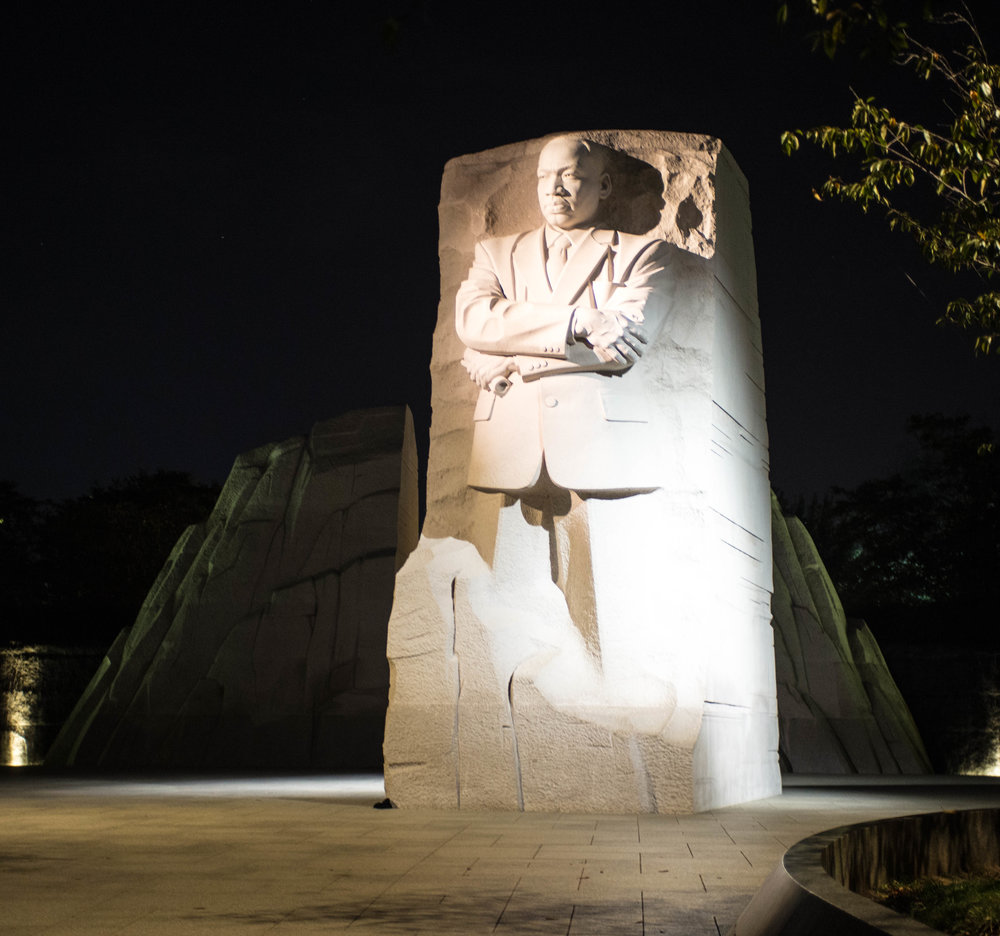 Guild 31 what does it mean the martin luther king jr memorial martin luther king jr memorial at night with this faith we will buycottarizona Gallery